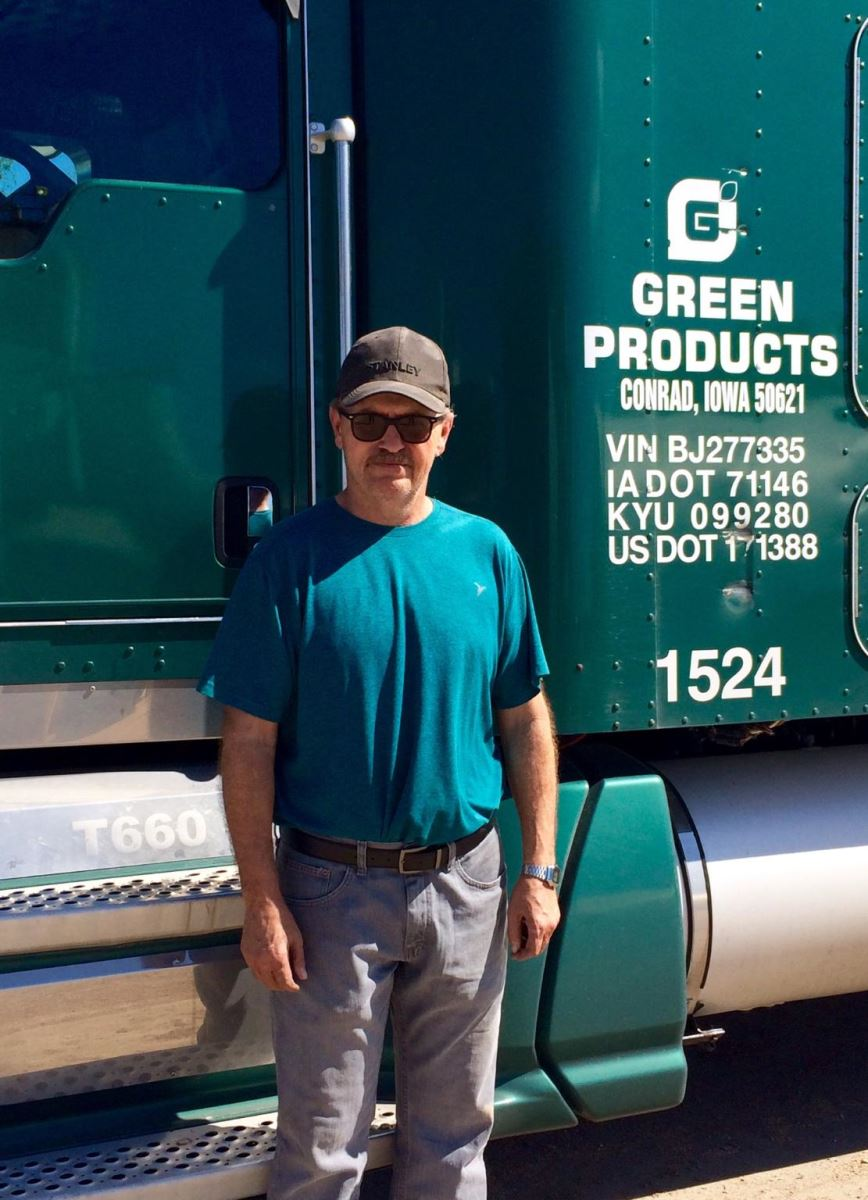 Driver of the Month - Doug Gauch
